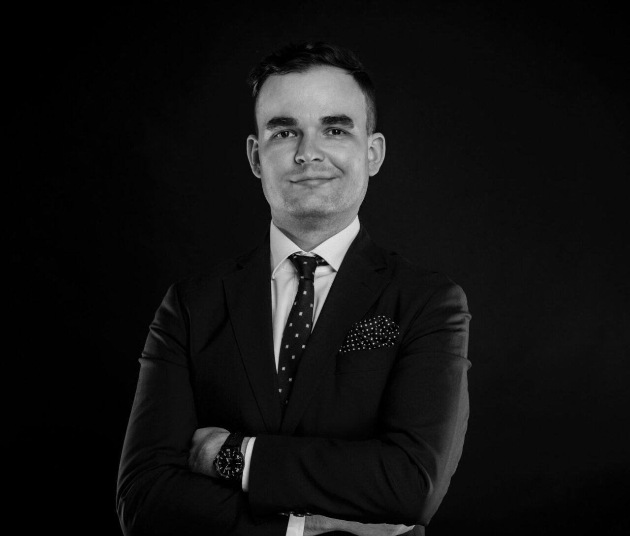 Photo of Marcin Jaskuła