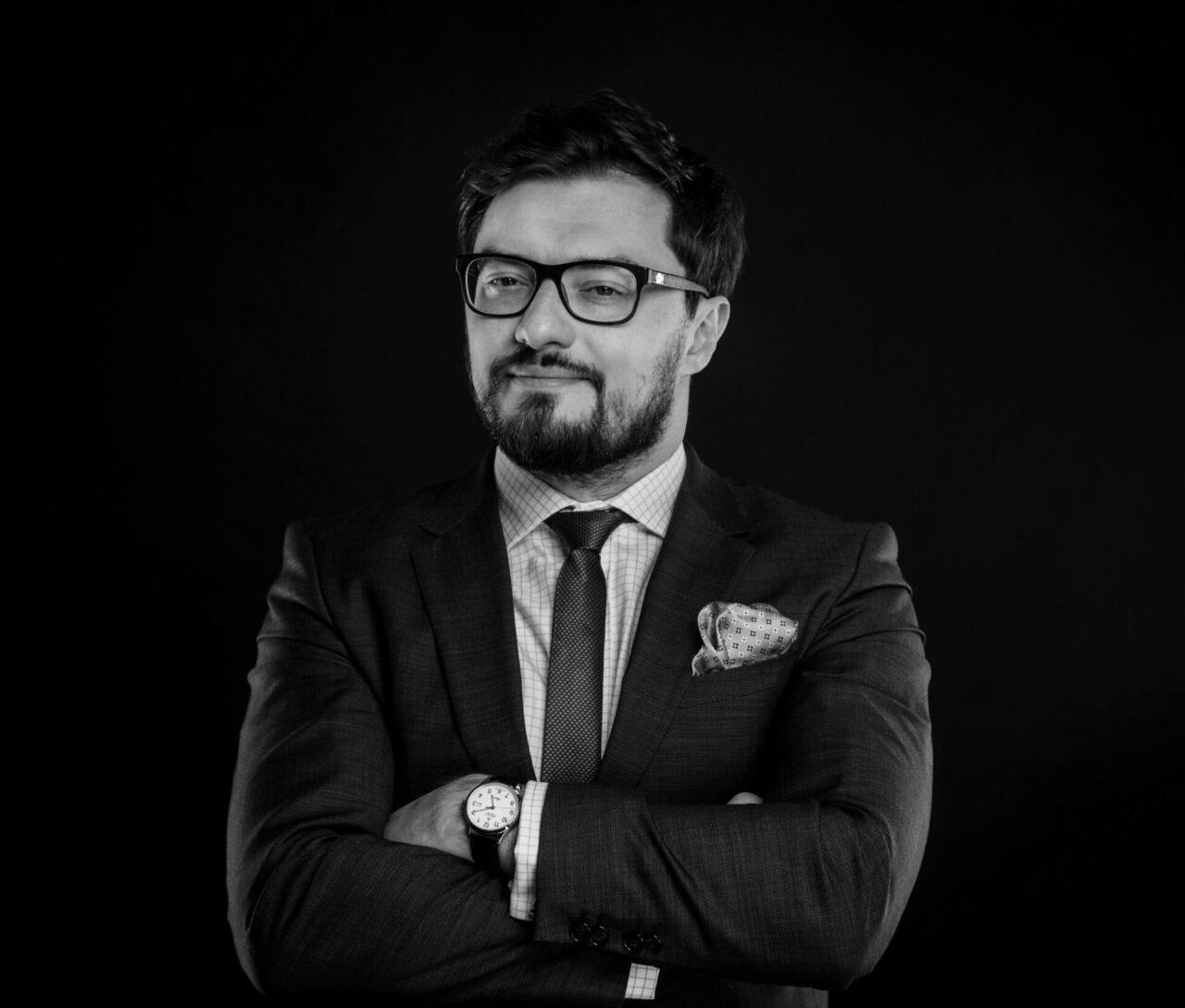 Photo of Michał Żukowski